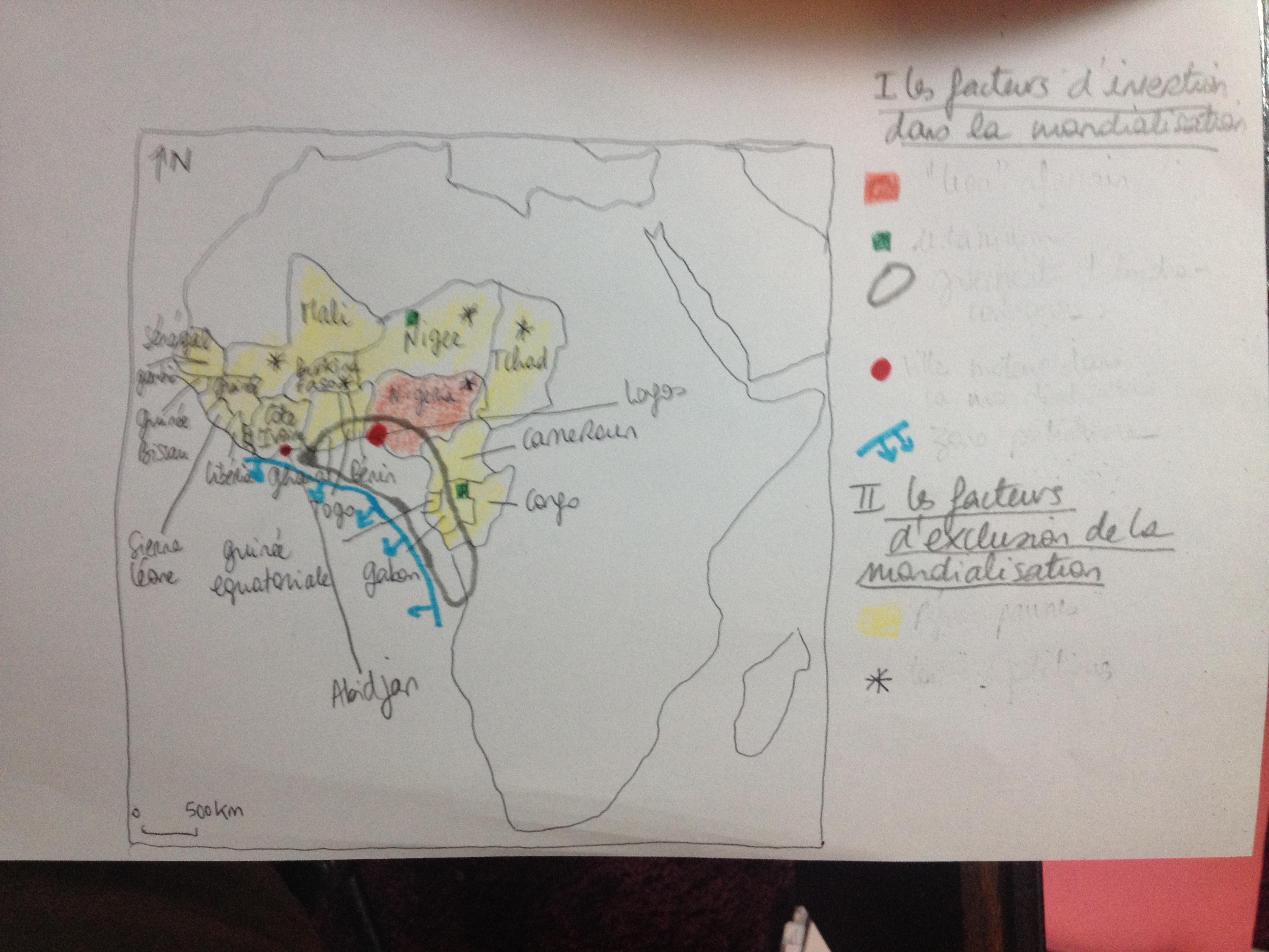 L'inégale insertion de l'Afrique de l'Ouest dans la mondialisation