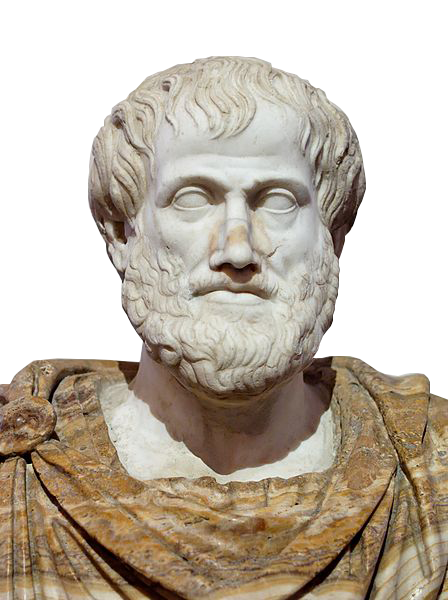 Copie romaine en marbre d'un buste grec en bronze − vers 330 avant J.-C.