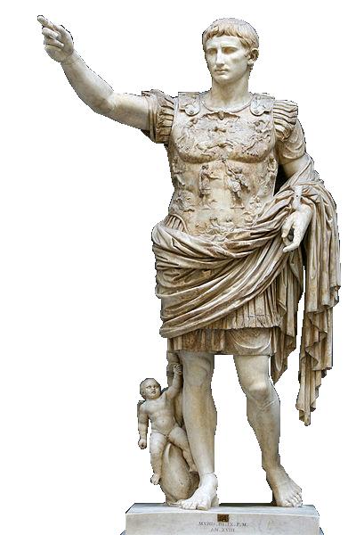 L'empereur Octave Auguste
