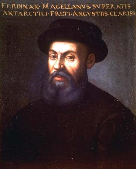 Portrait de Magellan (XVIe siècle)