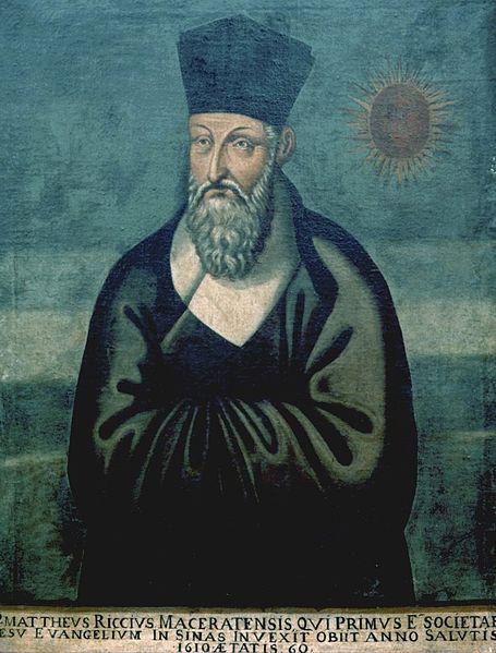 Matteo Ricci, missionnaire jésuite en Chine