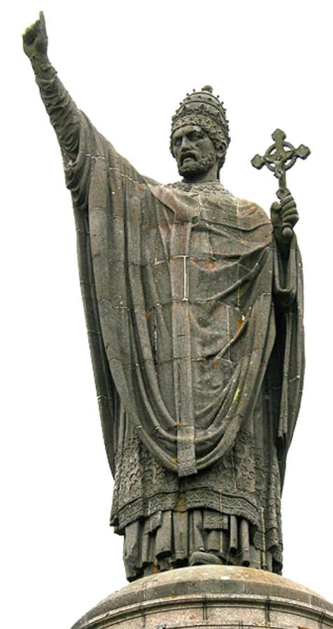 Statue d'Urbain II