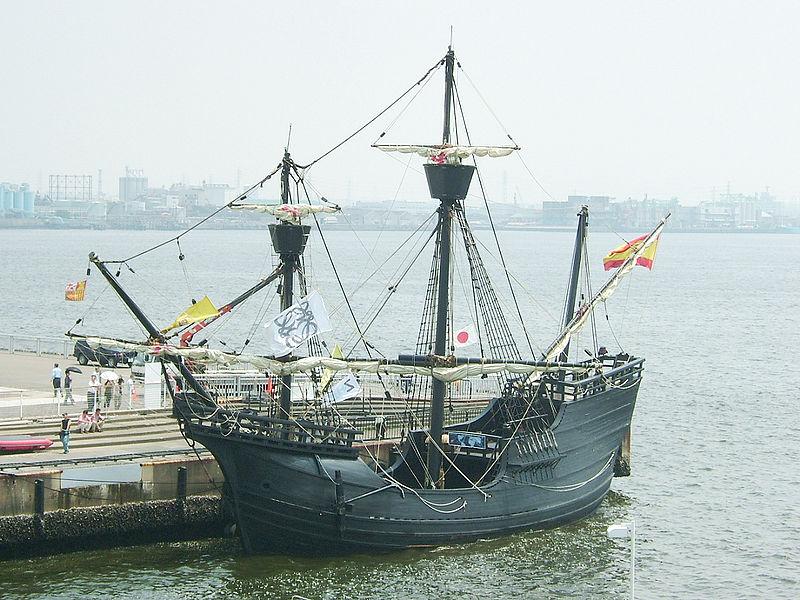 Reconstitution de la Victoria