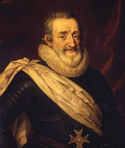 Henri IV de France et de Navarre