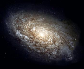 La galaxie NGC 4414