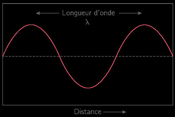 Propagation d'une onde le long d'une corde