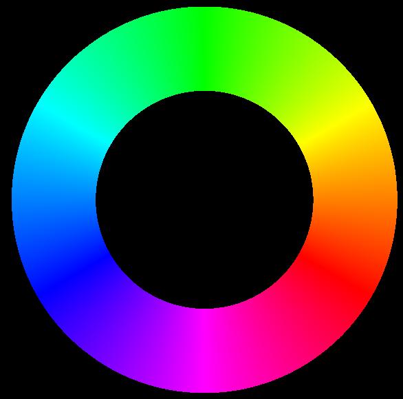 Les couleurs 1s cours physique chimie kartable - Couleurs opposees cercle chromatique ...