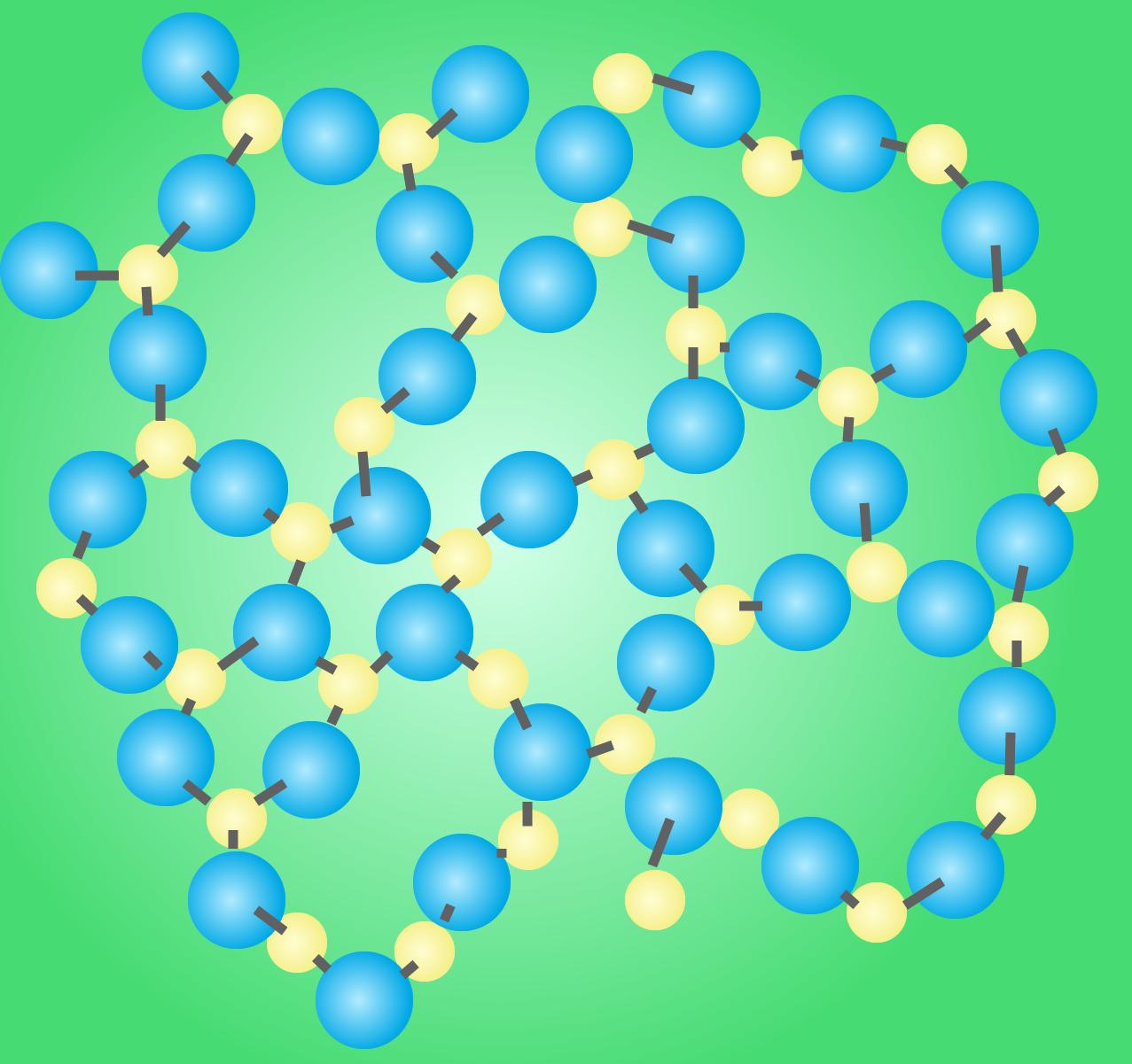 Solide amorphe (verre)