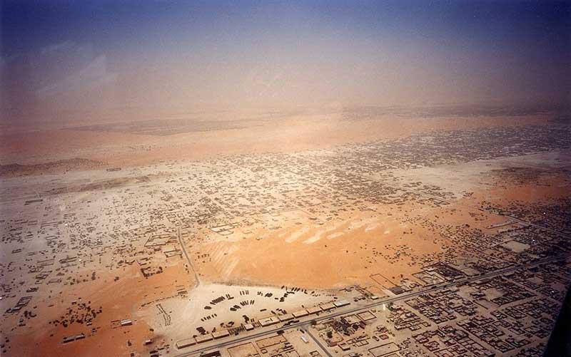 Nouakchott comptait 8000 habitants en 1960 et 800000 en 2014