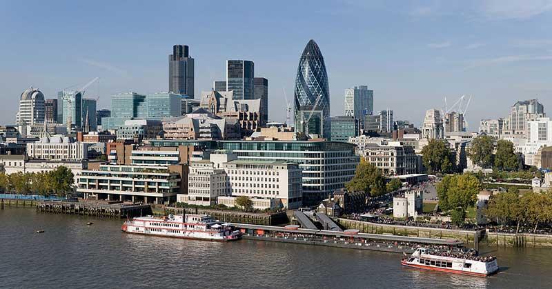 La City, Londres