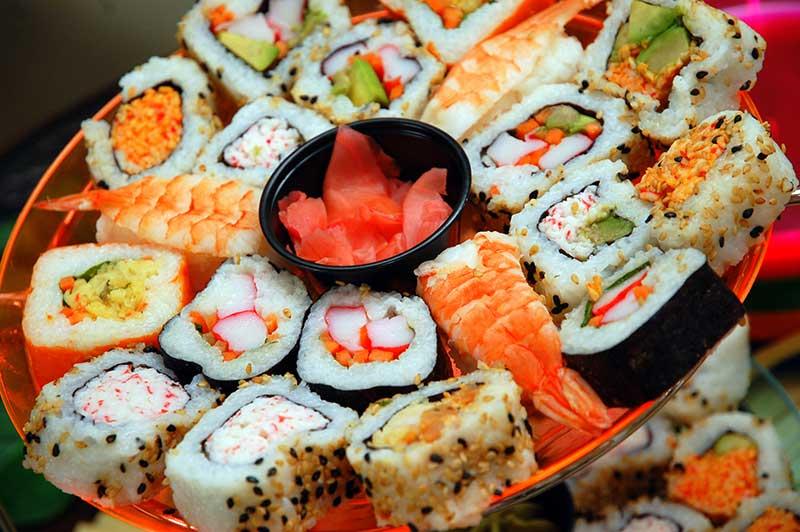 La cuisine japonaise est connue dans le monde entier