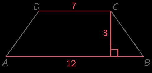 Calculer L Aire D Un Trapeze 2nde Methode Mathematiques Kartable