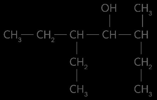 D terminer le nom d 39 un alcool m thode physique chimie for Nomenclature kartable