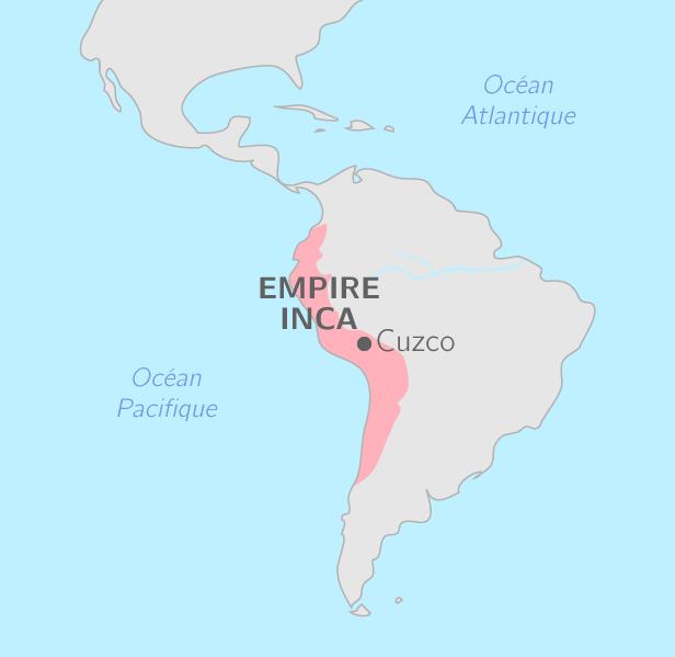 L'Empire inca avant la conquête espagnole