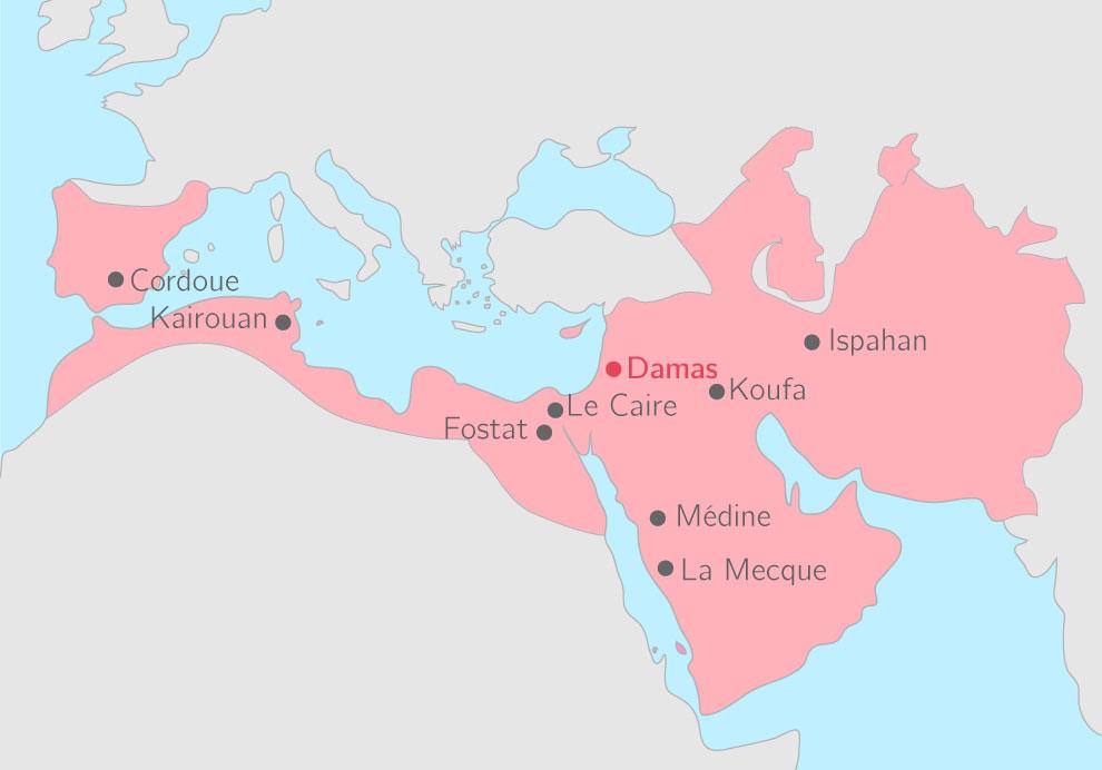 Une Grande Ville De L Islam