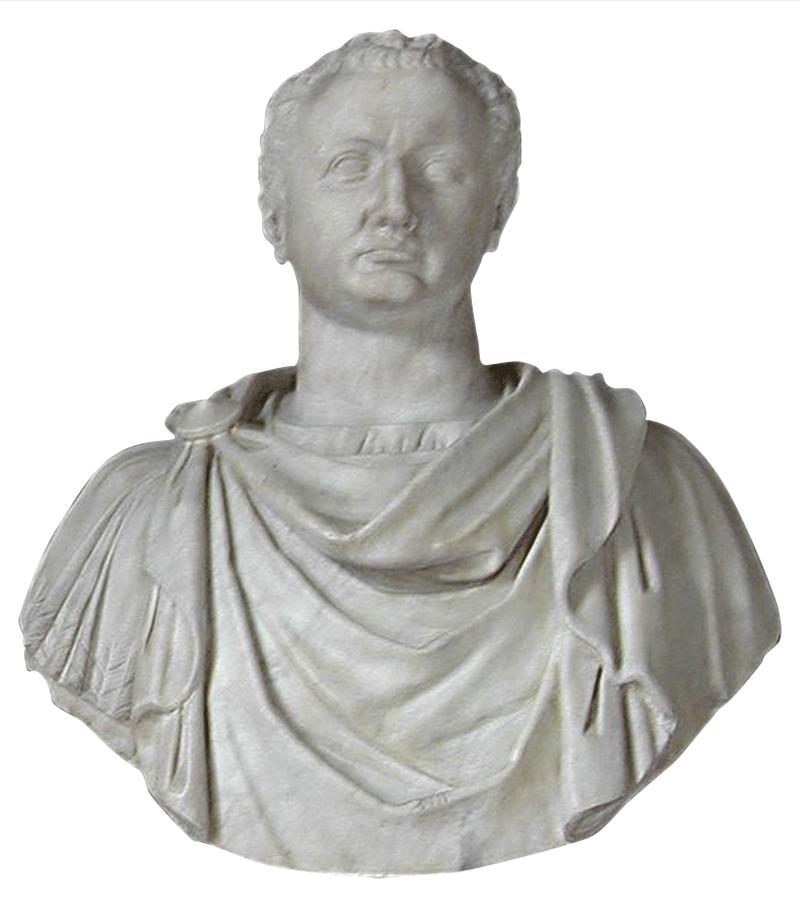 Buste de Titus