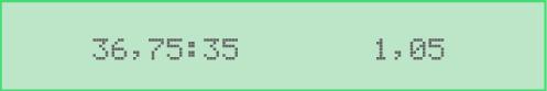 Division euclidienne d'un nombre décimal sur une calculatrice