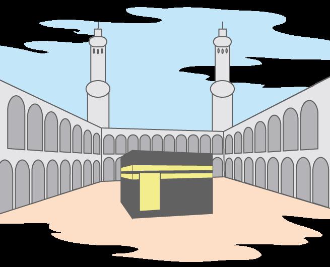 La Kaaba de nos jours