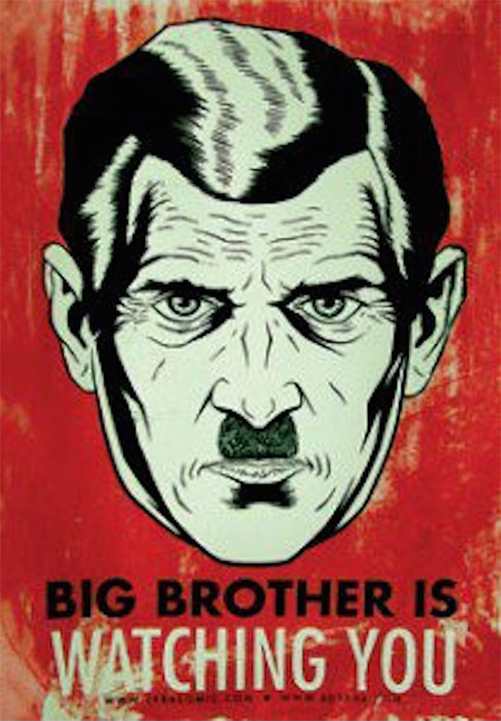 Big Brother, Frédéric Guimont, 2006