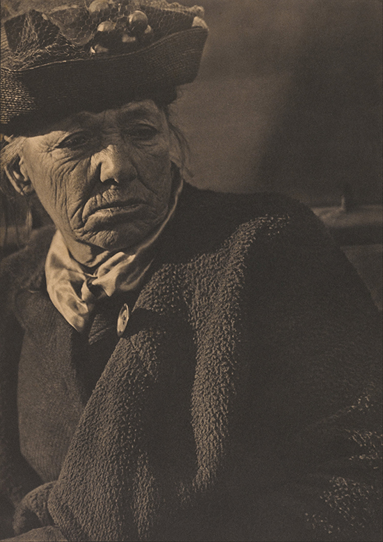 "Paul Strand, ""Portrait − New York"", 1912"