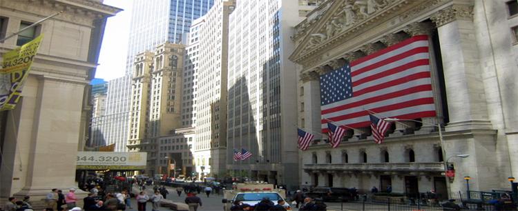 Wall Street, première place financière mondiale