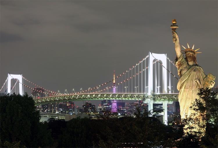 New York, ville la plus peuplée des États-Unis