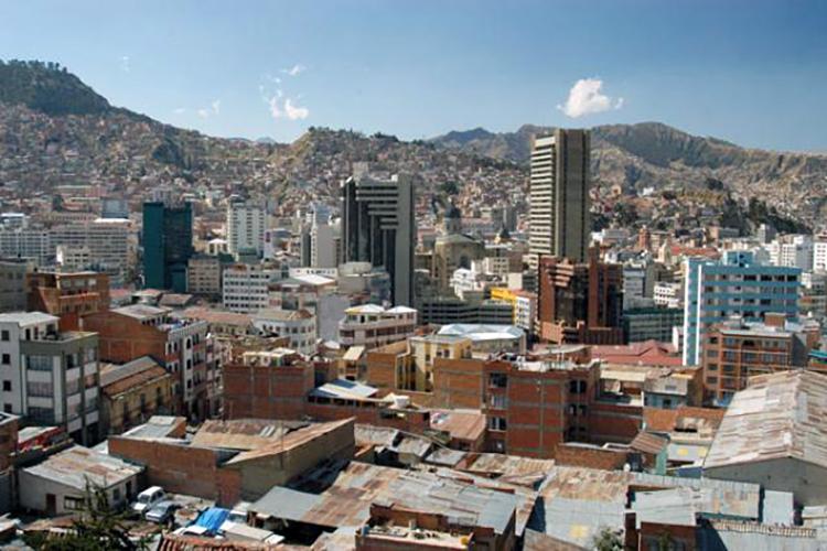 La ségrégation socio-spatiale à La Paz: CBD et quartiers informels