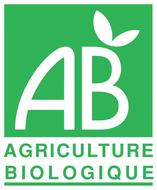 Le logo de l'agriculture biologique