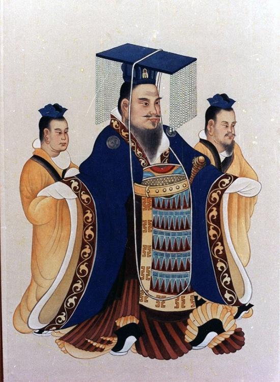 L'empereur Wu