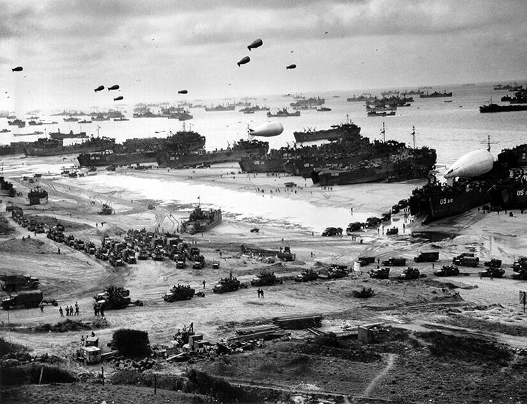 Débarquement allié en Normandie