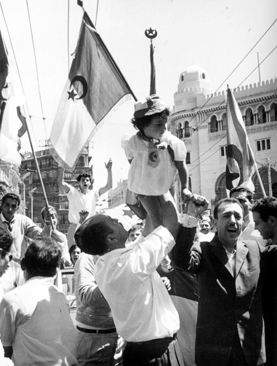 5 juillet 1962, le jour de l'indépendance de l'Algérie