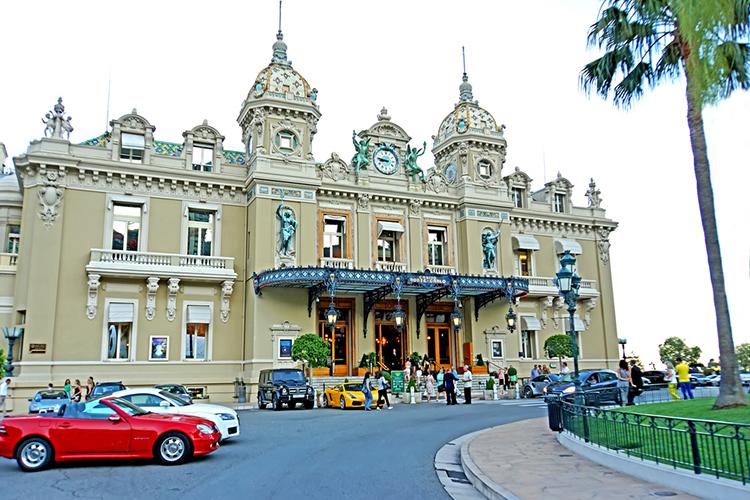 Le casino de Monaco