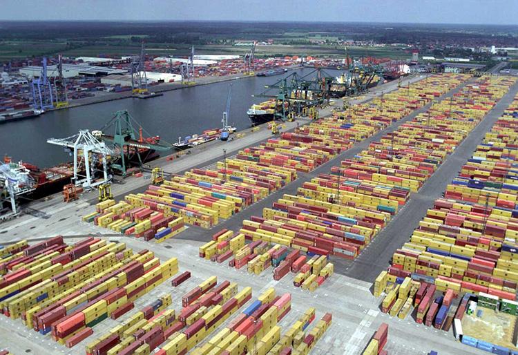 La ZIP de Rotterdam, 1er port européen, 4e port mondial