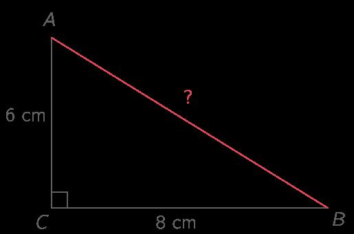 Le théorème de Pythagore et sa réciproque - 4e - Cours ...