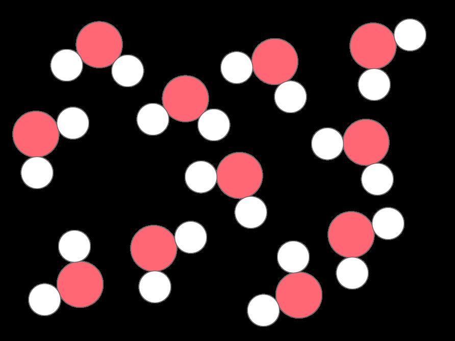 Composition de l'eau