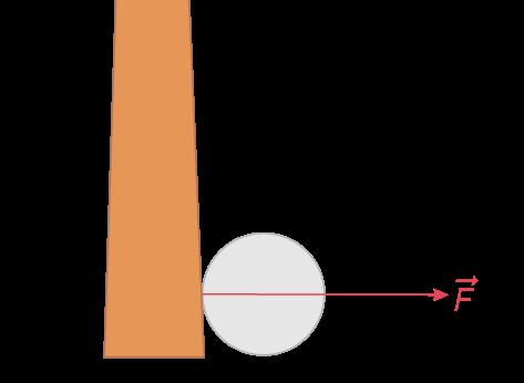 Représentation de la force exercée par un joueur de cricket sur une balle
