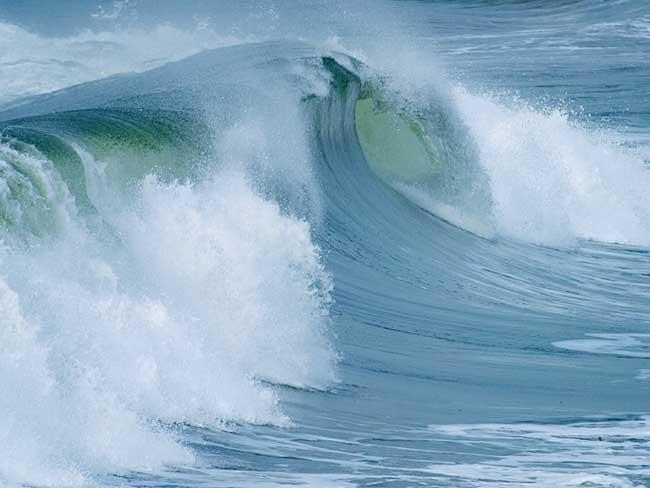 Une vague