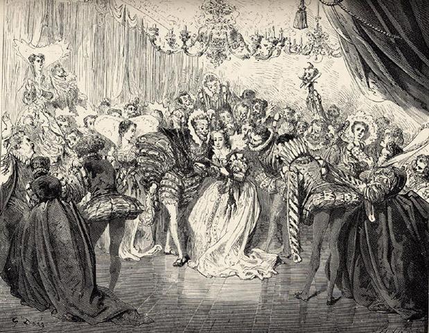 Cendrillon, Gustave Doré