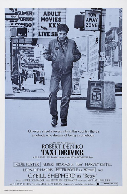 Taxi Driver, Martin Scorsese