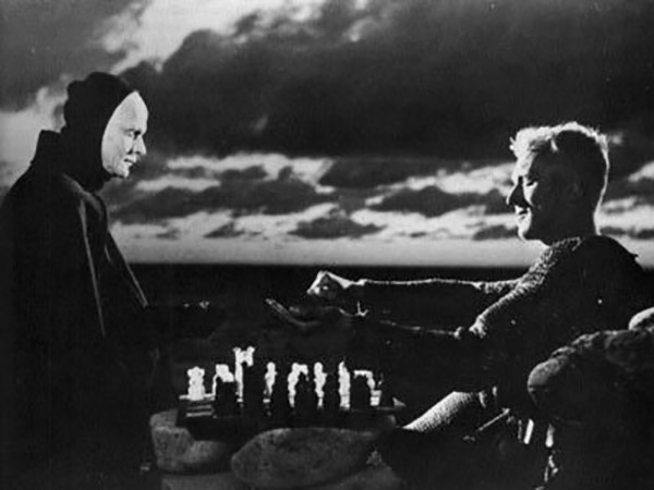 """""""Le Septième Sceau"""", Ingmar Bergman"""