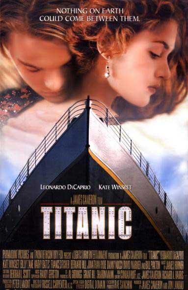 """Titanic"", James Cameron"