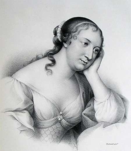 Marie-Madeleine Pioche de La Vergne, comtesse de Lafayette