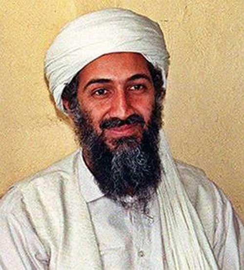 Oussama ben Laden, chef d'Al-Qaïda
