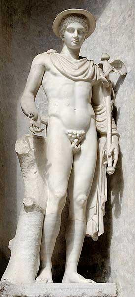 Hermès romain