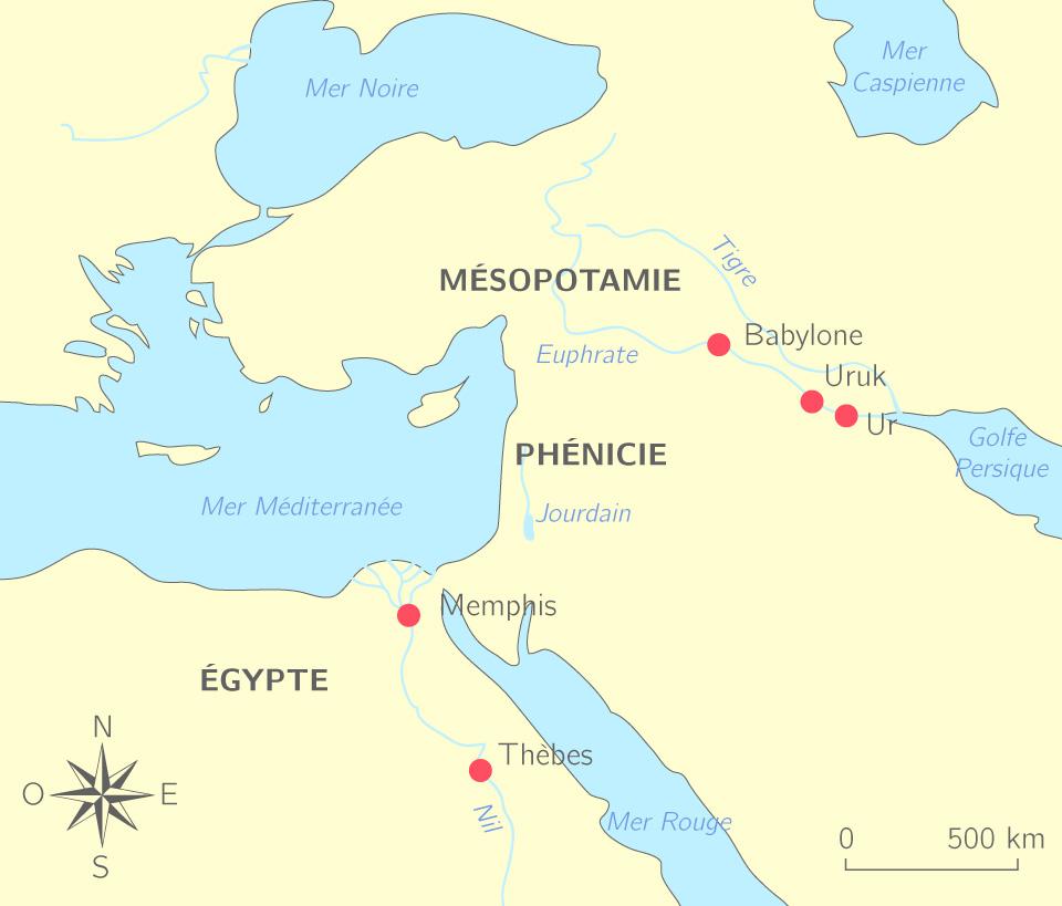 L'Orient ancien