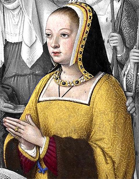 Anne de Bretagne (1477−1514)