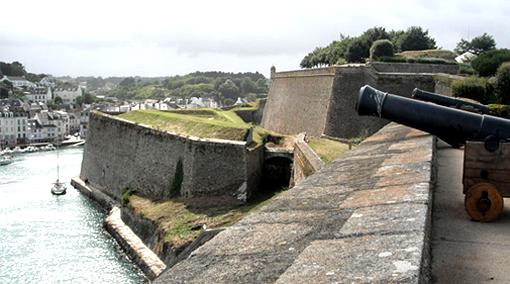 Les fortifications de Vauban aujourd'hui