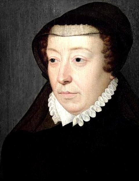 Catherine de Médicis (1519−1589)