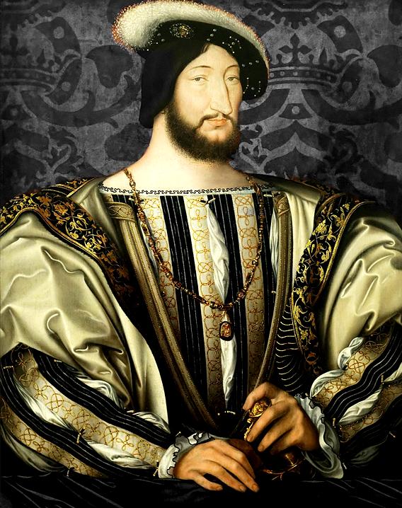 François Ier (1494−1547)