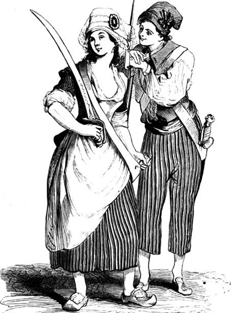 Deux Sans-culottes